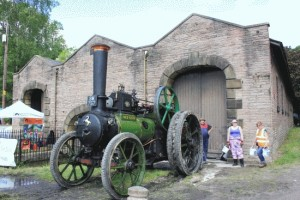 steam engine_s